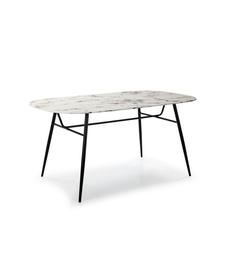Mesa rectangular Alba 160cm